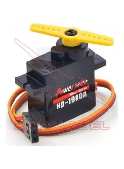 Micro servo Power HD 1,2 Kg