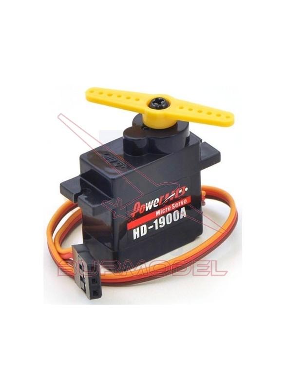 Micro servo Power HD 1,2 Kg