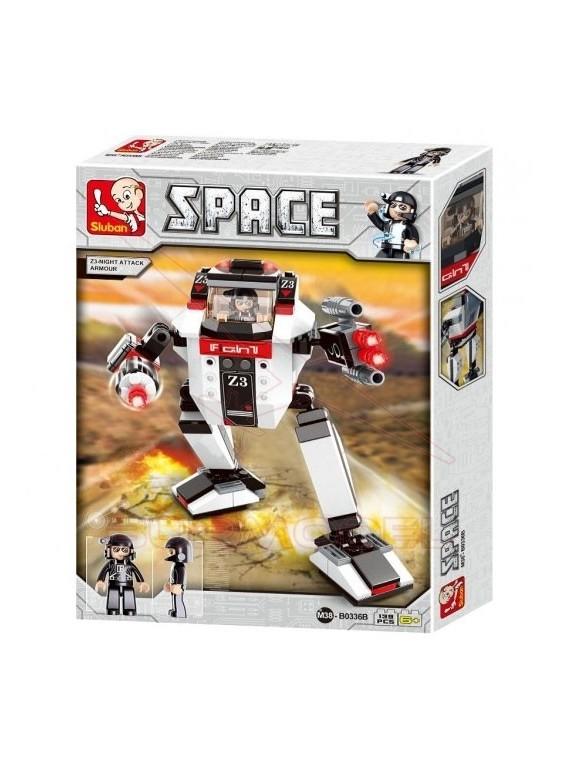 Sluban Space Robot Z3