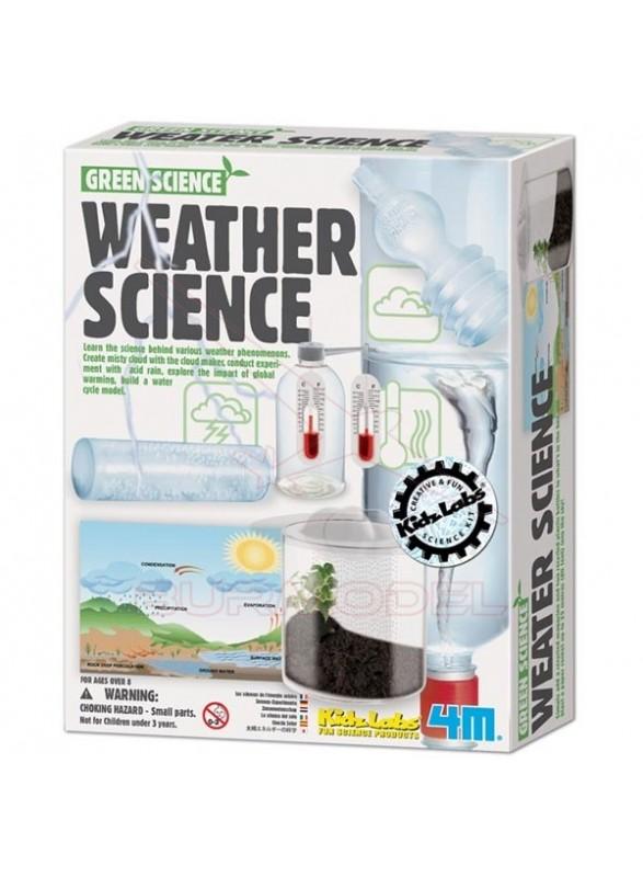 La ciencia meteorologica