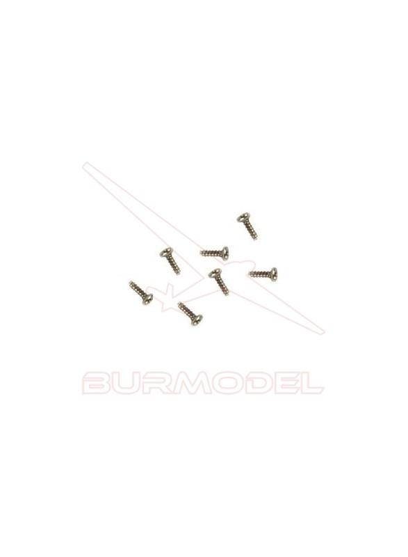 Tornillería Drone X4 (7uds)