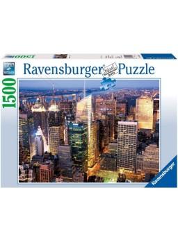 Puzzle Skyline de Nueva York 1500 piezas