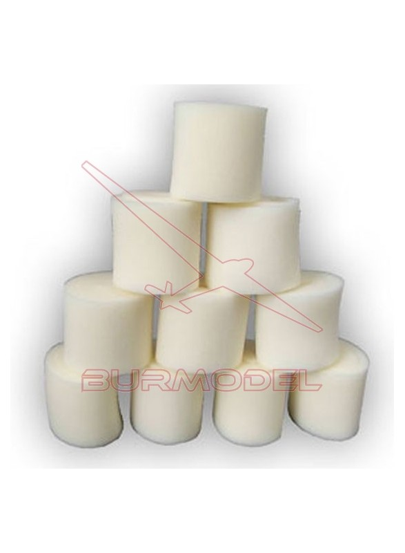 Espumas filtro aire para TKI2 (10uds)