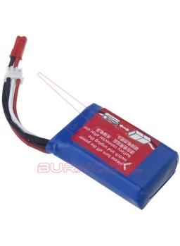 Batería Lipo 7,4v 1100mAh