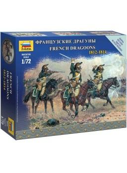 Caballería Francesa 1812-1814 escala 1/72