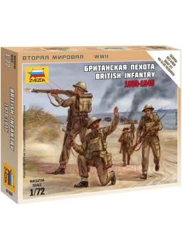 Infantería británica segunda guerra mundial 1/72