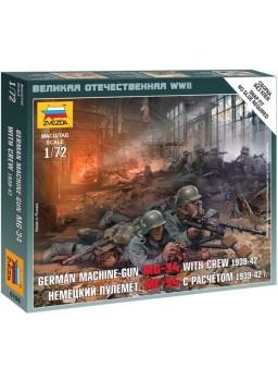 Soldados francotiradores alemanes del este 1/72