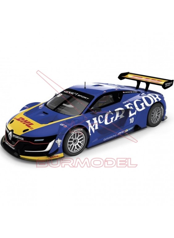 "Coche slot Renault SPORT R.S.01 ""McGregor"""