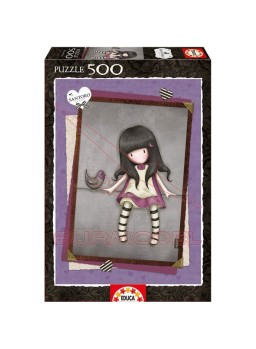 Puzzle 500 piezas my secret place, gorjuss