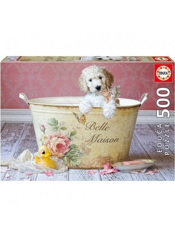 Puzzle 500 piezas Belle Maison, Lisa Jane