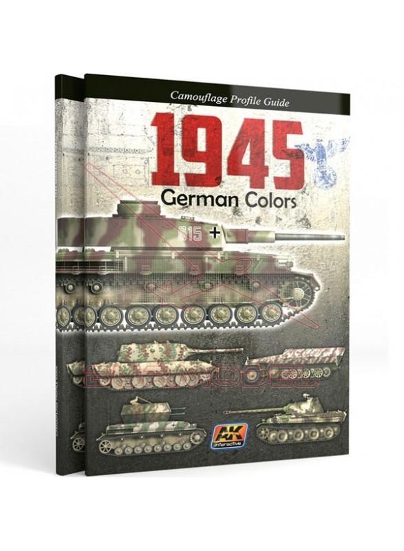 Guía de colores Alemanes 1945