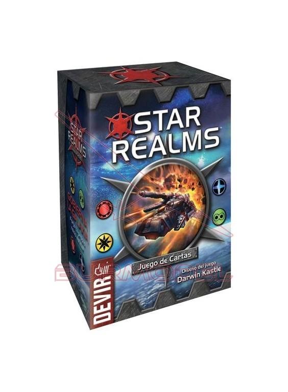 Juego de Cartas Star Realms