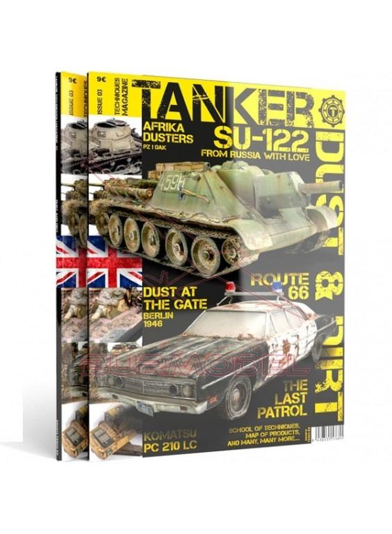 Tanker Techniques Magazine 03 Castellano