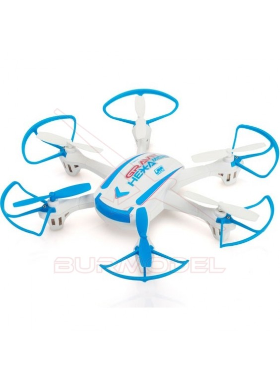 Hexacóptero Gravit Micro 2.4Ghz