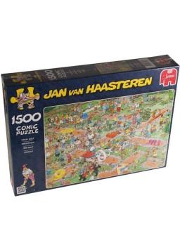 Puzzle Comic Minigolf 1500 piezas