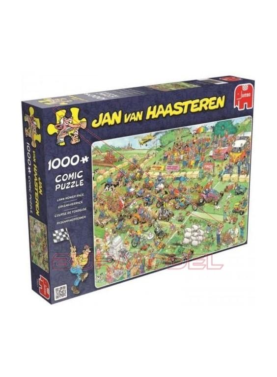 Puzzle Comic Carrera Corta 1000 piezas