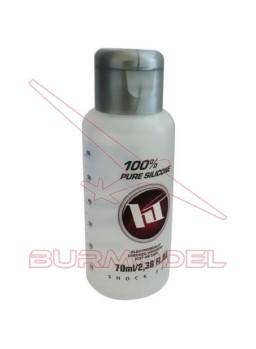 Aceite de silicona Hobbytech 550cps 70ml