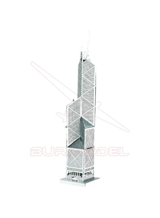 Construcción en metal 3D Banco de China