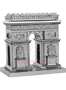Maqueta para construir en metal Arco del Triunfo
