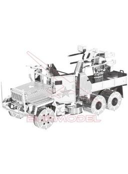 Maqueta de metal 3D vehículo antiaéreo M35