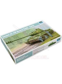 Maqueta tanque soviético JS-2M Heavy Tank 1/35