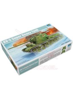 Maqueta tanque KV-5 Super Heavy Tank 1/35