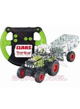 Tractor radio control Claas Axion 850 1/64