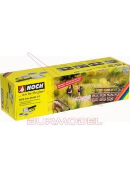Grass Master 2.0 aplicadora de fibras de hierba