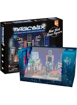 Puzzle 3D Times Square Nueva York 30 piezas
