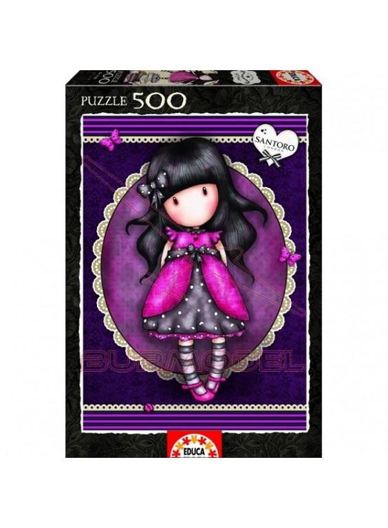 Puzzle 500 piezas Ladybird, Gorjuss