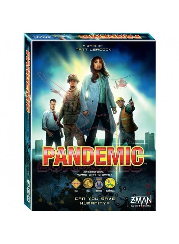 Juego de mesa Pandemic