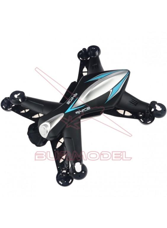 Carcasa completa Drone Octopus Z1