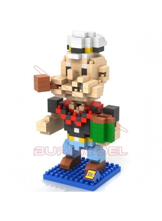 Loz juego para montar Popeye 280 piezas