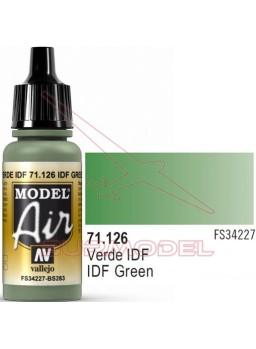 Vallejo Model Air Verde IDF
