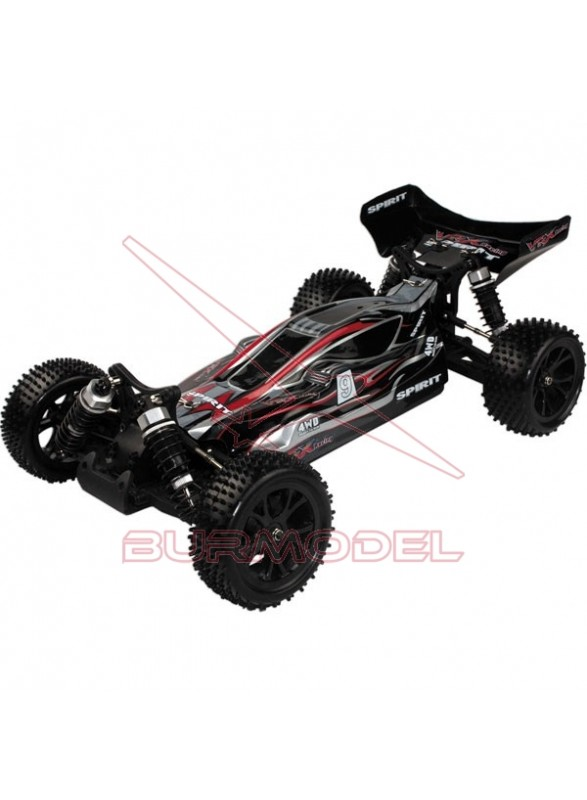 Coche rc Buggy Spirit EBD 1/10 brushed