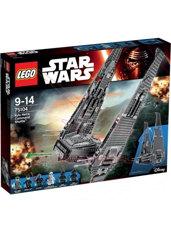Lego Star Wars Nave de combate de Kylo Ren 1005pcs