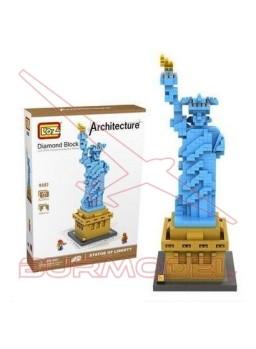 Juego para construir Estatua de la Libertad 820p
