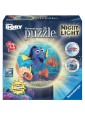 Puzzle 3D Lámpara Buscando a Nemo 72 piezas