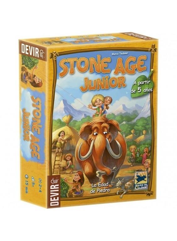 Juego Stone Age Junior