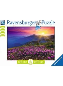 Puzzle 1000 piezas Montaña al Amanecer