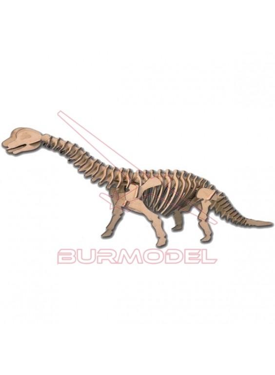 Kits de madera Brachisaurio