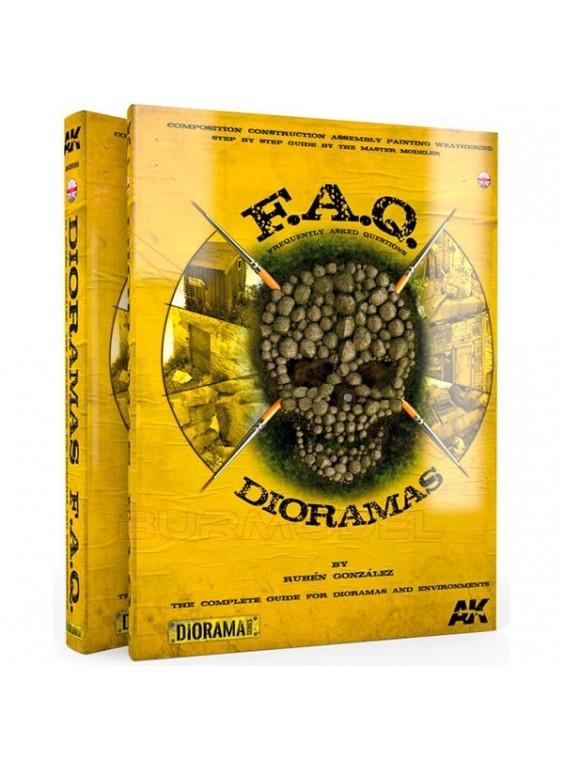 Libro Dioramas F.A.Q. AK Interactive