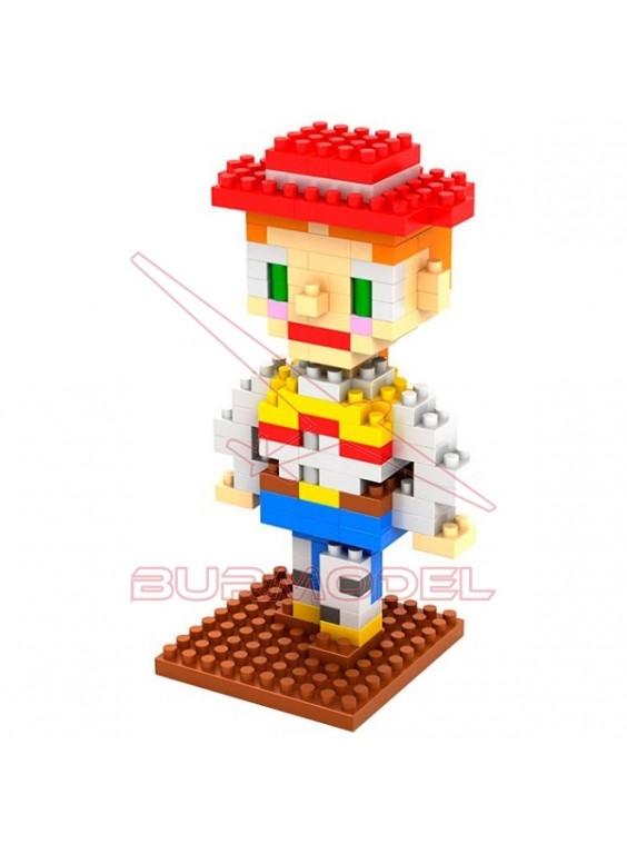 Personaje Jessie Toy Story 180 piezas