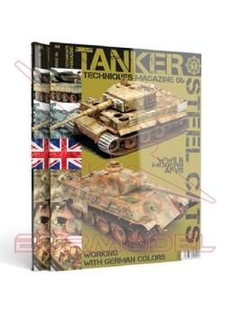 Tanker Techniques Magazine 6 Gatos de Acero