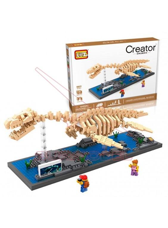 Juego de construcción Plesiosaurus 690 piezas
