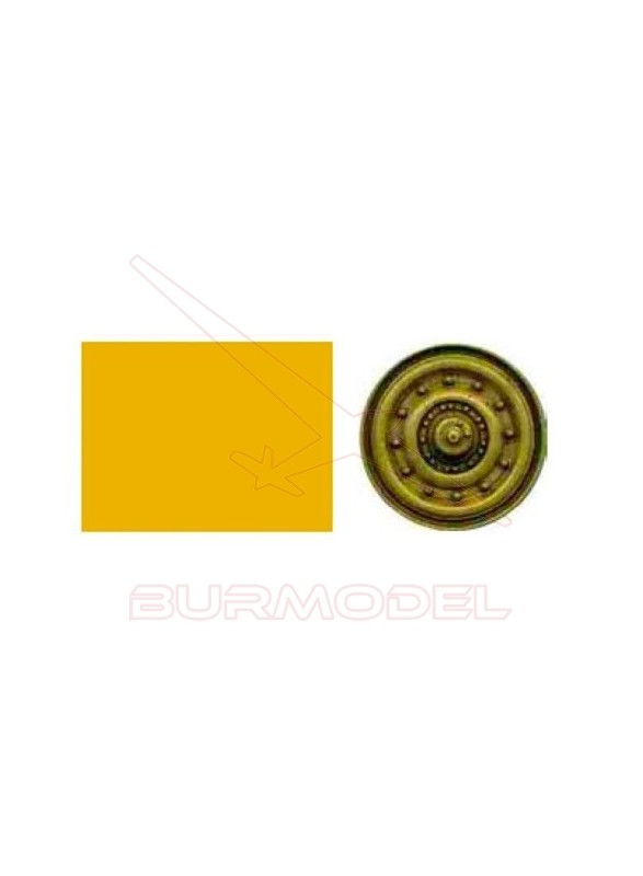 Model Wash lavado vallejo Amarillo oscuro