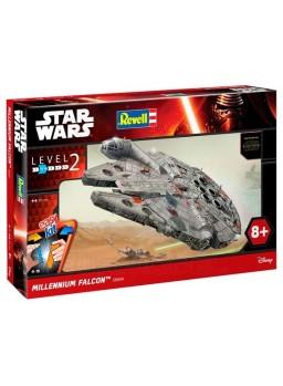 Maqueta Star Wars, Halcon Milenario escala 1:72