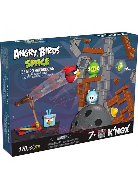 Juego construcción Angry Birds 170pcs