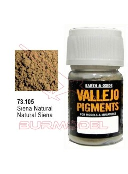 Pigmento Siena natural