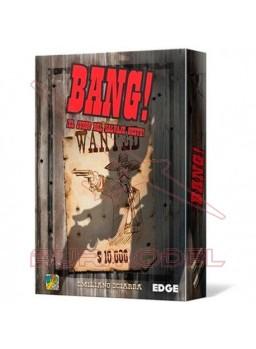 Juego de mesa Bang. El juego del salvaje oeste